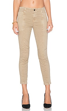 J Brand Byrnes Skinny Cargo Pant in Quicksand