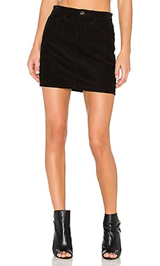 Gwynne Skirt in Black