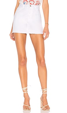 Bonny Mid Rise Mini Skirt J Brand $168 BEST SELLER