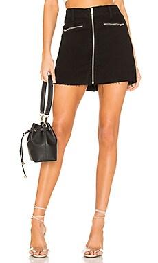 Moto Skirt J Brand $137