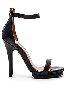 Burke Heel in Black