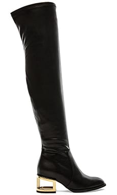 Jeffrey Campbell Bizou Boot in Black