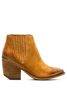 Jeffrey Campbell Rawlins Bootie in Tan