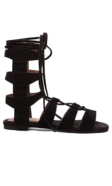 Redondo Sandal in Black