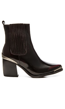 Jeffrey Campbell x REVOLVE Bentley Boot in Wine Rub