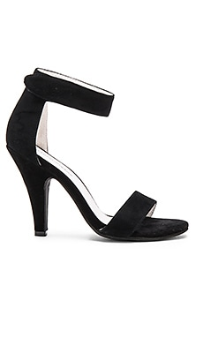 Jeffrey Campbell Hough 3 Heels in Black Suede
