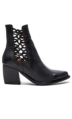 Jeffrey Campbell Diablo Booties in Black