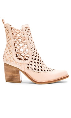 Diablo Booties en Naturel