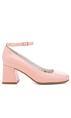 Sweet Jane 2 Heels in Pink Patent