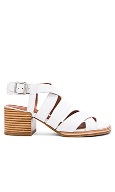 Sharla Sandal in White