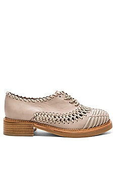 Vindas Oxfords en Gris