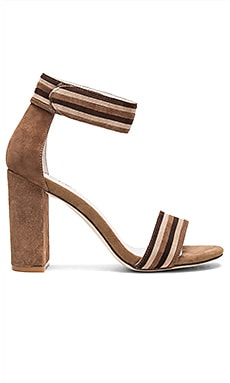 Lindsay 2 Heel in Khaki Beige Brown