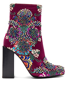 Beaded Stratford Bootie