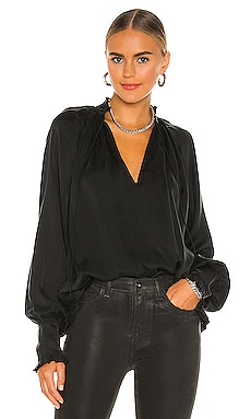 Rue Ruched Front Top JONATHAN SIMKHAI STANDARD $245