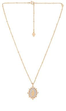 Lady Lourdes Pendant Necklace Joy Dravecky Jewelry $47