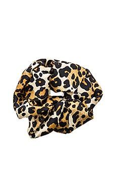 Leopard Scrunchie Jennifer Behr $69