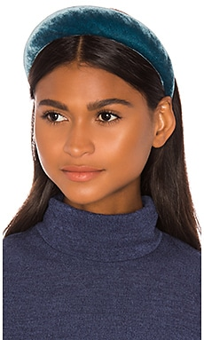Thada Velvet Headband Jennifer Behr $225