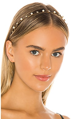 Ines Skinny Headband Jennifer Behr $225 BEST SELLER