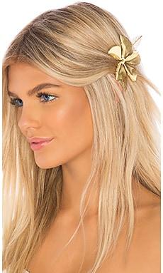 Hibiscus Barrette Jennifer Behr $168