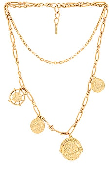 Pangea Necklace Jennifer Behr $375
