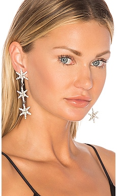 Aurora Earrings Jennifer Behr $219 Collections