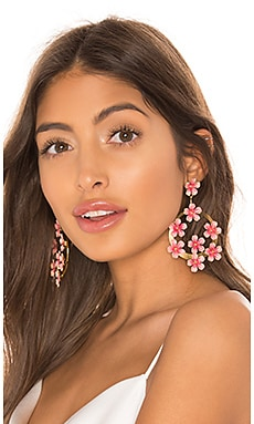 Marguerite Earrings Jennifer Behr $495