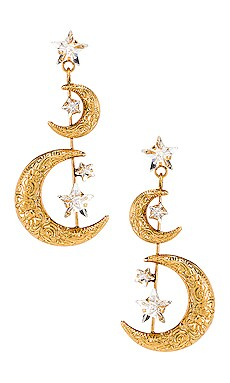 Vela Earring Jennifer Behr $295 NEW ARRIVAL