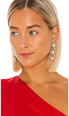 Constance Dangle Earring Jennifer Behr $375 NEW ARRIVAL