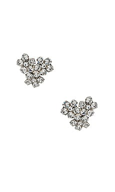 Violet Stud Earrings Jennifer Behr $225 BEST SELLER