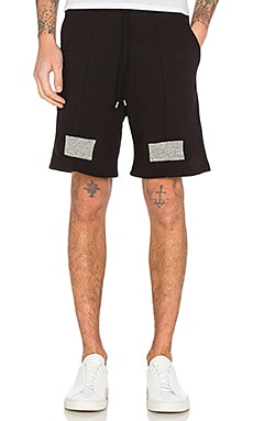 Paneled shorts - JOHN ELLIOTT