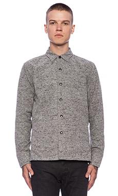 John Elliott + Co Snap Overshirt in Grey