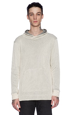 John Elliott + Co Hooded Rebel in Sand