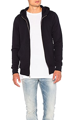 JOHN ELLIOTT Flash Dual Full Zip in Dark Navy