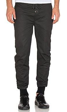 John Elliott + Co Engineered Pant in Black