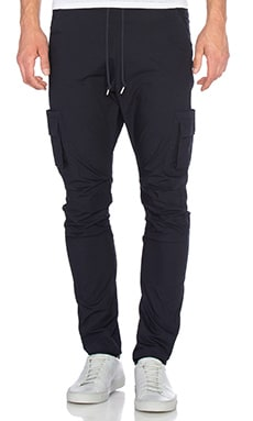 JOHN ELLIOTT Cargo Pants in Navy
