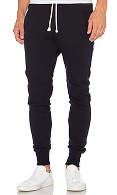 JOHN ELLIOTT Escobar Sweatpant in Dark Navy