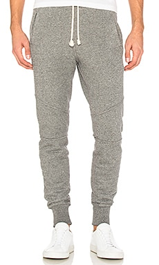 John Elliott + Co Escobar Sweatpant in Dark Grey