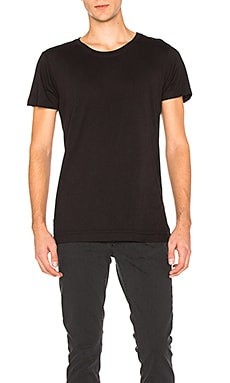 John Elliott + Co Mercer Tee in Black