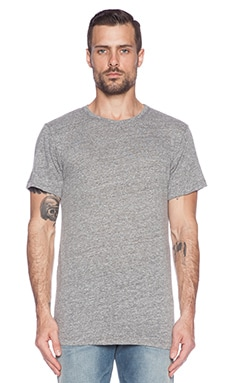 John Elliott + Co Classic Crew in Grey
