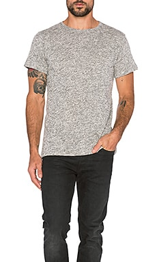 John Elliott + Co Classic Crew in Co-Mix Grey