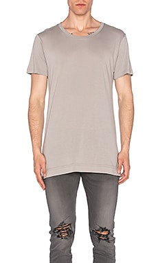 John Elliott + Co Mercer Tee in Plaster