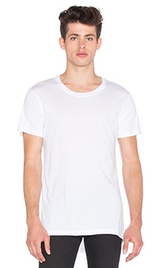 John Elliott + Co Expo Tee in White