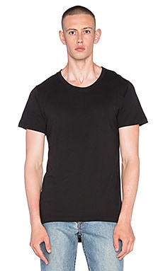 John Elliott + Co Expo Tee in Black