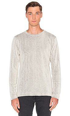 Ribbed Mercer Pullover