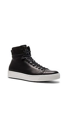 Leather High Top