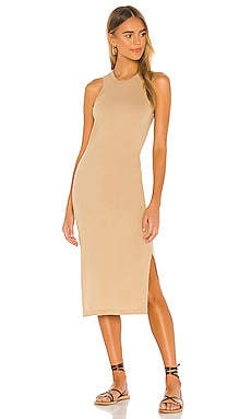 Supima Racerback Midi Dress JOHN ELLIOTT $198