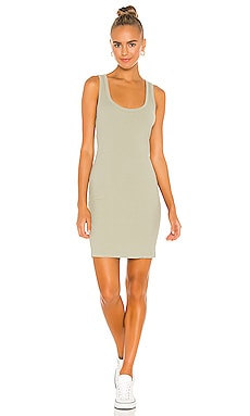 Rib Dress JOHN ELLIOTT $198 NEW