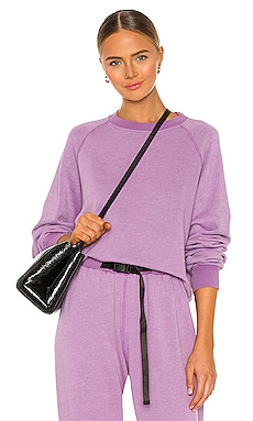 Vintage Fleece Crew Sweatshirt JOHN ELLIOTT $228