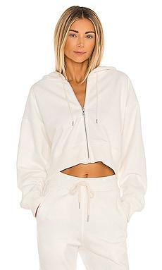 Boca Zip Up Sweater JOHN ELLIOTT $248