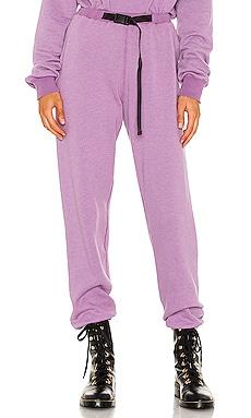 Belted Vintage Fleece Sweatpants JOHN ELLIOTT $97